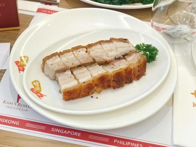 Kam's Roast, Sensasi Makan Tengah dengan Pork BBQ Nan Lumer  (1194031)