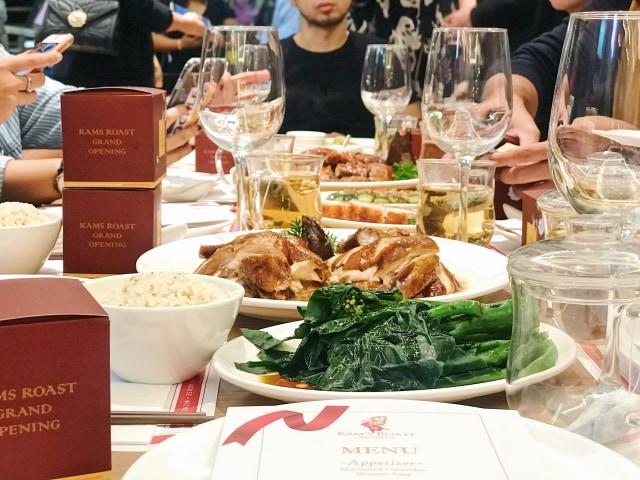 Kam's Roast, Sensasi Makan Tengah dengan Pork BBQ Nan Lumer  (1194034)