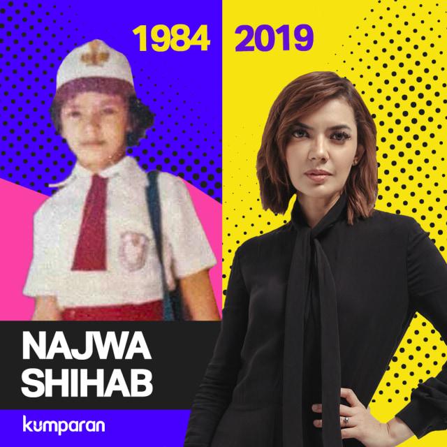 Throwback Najwa Shihab