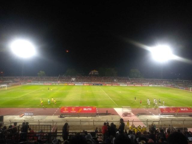 PSM Makassar Unggul 1-0 dari BLFC di Babak Pertama (17541)