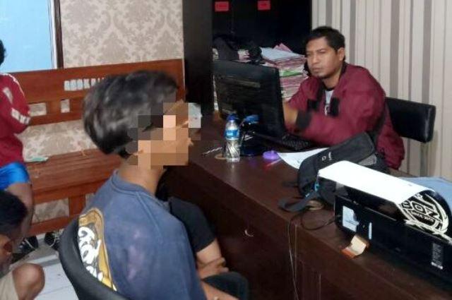 Tawuran Antarkelompok Remaja di Kota Tegal, 5 Ditangkap  (127848)