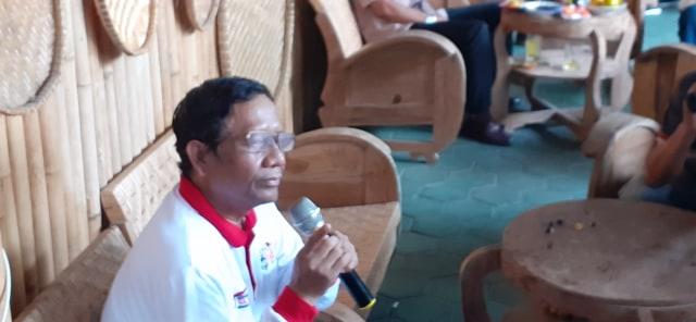 Mahfud MD Soroti Usulan Kewenangan SP3 dan Dewan Pengawas untuk KPK (94521)