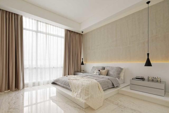 8 Kamar Tidur Modern Minimalis Untuk Penggemar Gaya Simpel Dan Elegan Kumparan Com