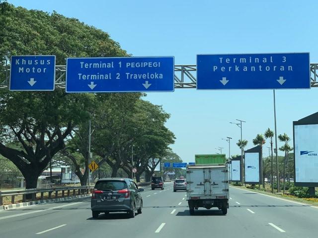 Terminal 2 Traveloka Bandara Soekarno Hatta