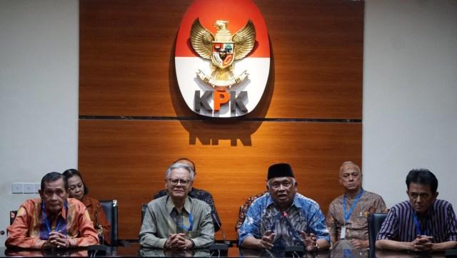 DPR Ingin Pimpinan Baru KPK Segera Dilantik: 3 yang Lama Sudah Mundur (120699)