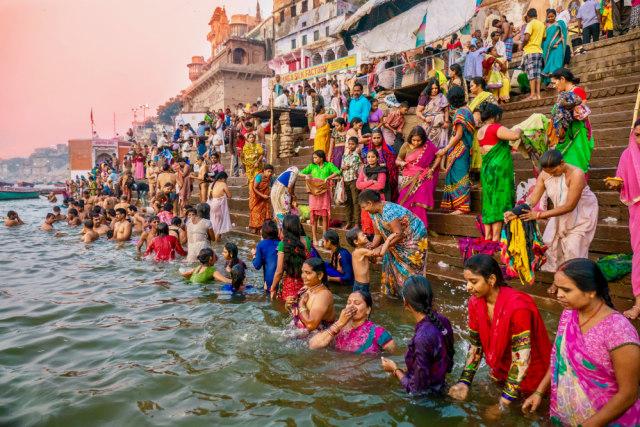 Tingkatkan Ekowisata, India Hadirkan Safari Lumba-lumba di Sungai Gangga (397979)