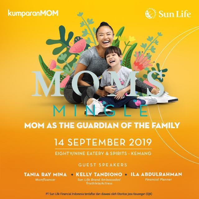 Mom as The Guardian of The Family - Si Pengatur Keuangan Rumah Tangga (140743)