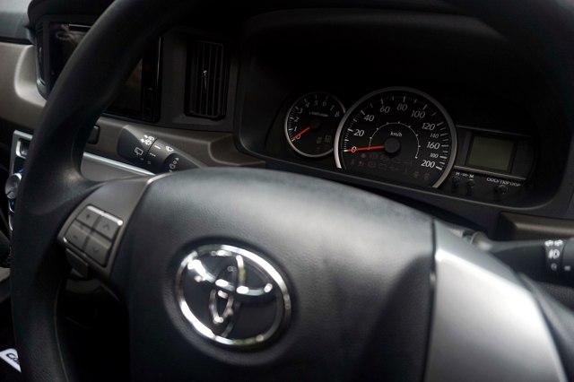 NOT COVER New Toyota Calya