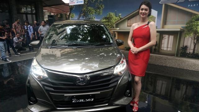 New Toyota Calya, Cover