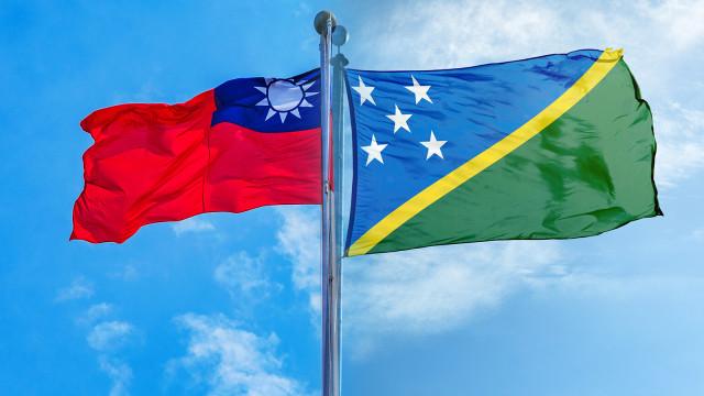 Solomon Islands Putus Hubungan dengan Taiwan, Berpaling ke China (9057)