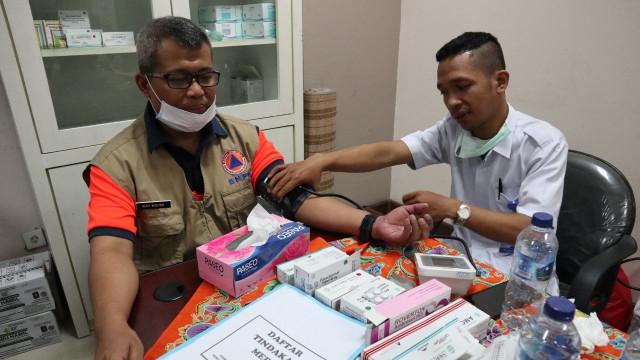 14 Posko Kesehatan Disiagakan untuk Korban Asap Karhutla di Riau (61281)