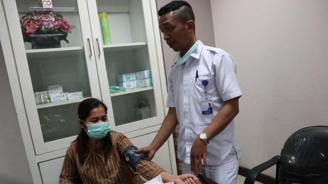 14 Posko Kesehatan Disiagakan untuk Korban Asap Karhutla di Riau (61282)