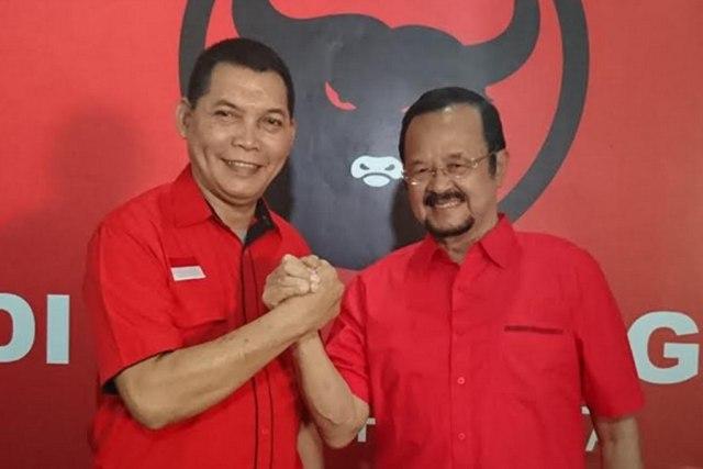 DPC PDIP  Tegaskan Aturan Partai dalam Penjaringan Calon Wali Kota (58316)