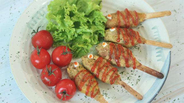 Resep Nugget Ikan Kaki Naga, Bekal Sehat untuk Keluarga (477193)