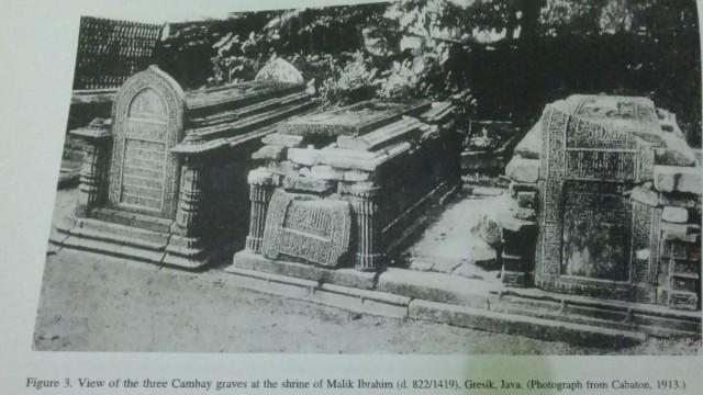 Jejak Kota Cambay, India, di Tanah Aceh sampai ke Gresik (4)  (749202)