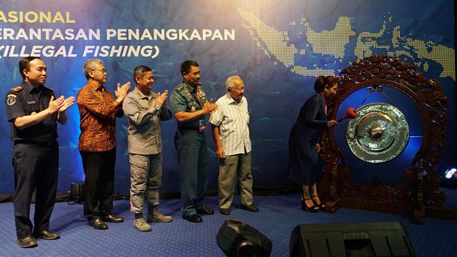 Susi Ingin Satgas 115 Tetap Basmi Illegal Fishing di Pemerintah Baru (13243)