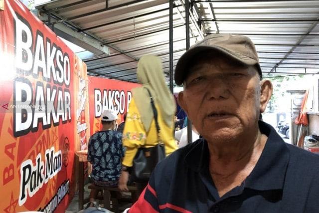 Mengenang Pak Man Pengusaha Bakso Legendaris Di Kota Malang Kumparan Com