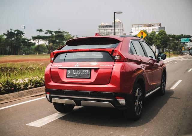 Mitsubishi Eclipse Cross Exceed Siap Dijual di Indonesia, Harga Lebih Murah? (37808)