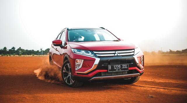 Mitsubishi Eclipse Cross Exceed Siap Dijual di Indonesia, Harga Lebih Murah? (37806)