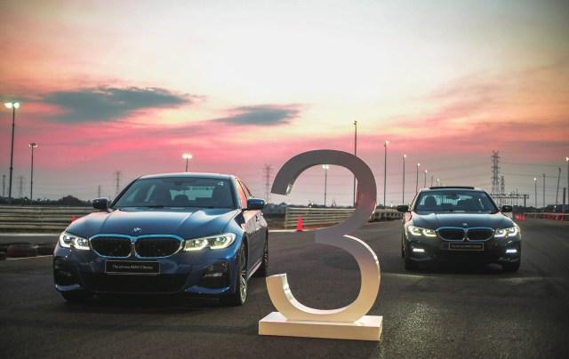 BMW 318i Mesin Baru, akan Ganggu Mercedes-Benz C180 (88976)