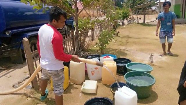 Dampak Kemarau: Gorontalo Kekeringan, 32.624 Jiwa Kesulitan Air Bersih (1007486)