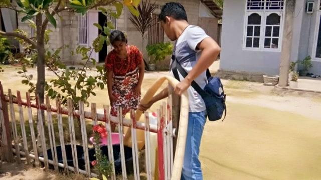 Dampak Kemarau: Gorontalo Kekeringan, 32.624 Jiwa Kesulitan Air Bersih (1007487)