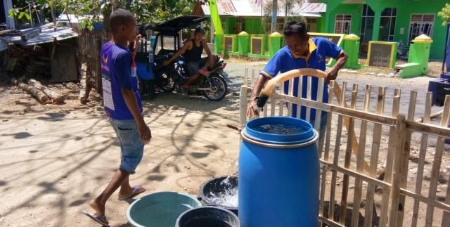 Dampak Kemarau: Gorontalo Kekeringan, 32.624 Jiwa Kesulitan Air Bersih (1007489)