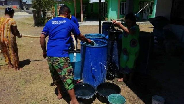Dampak Kemarau: Gorontalo Kekeringan, 32.624 Jiwa Kesulitan Air Bersih (1007490)