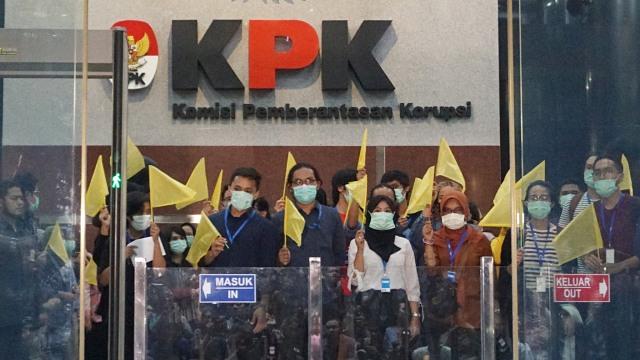Anggaran KPK Rp 922,6 Miliar di 2020, Naik 13 Persen (66442)