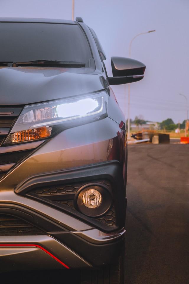 Recall Toyota Rush Sisa Seperempatnya Lagi (500605)