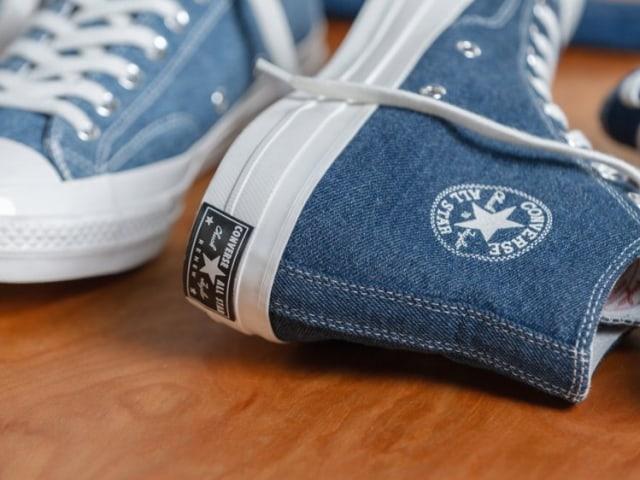 Converse Daur Ulang Jeans Bekas Jadi Sneakers (176528)