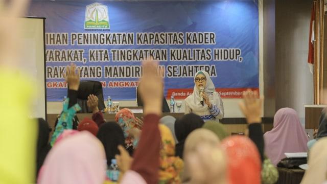 Kader Perempuan Aceh Diajak Perangi Stunting (889730)