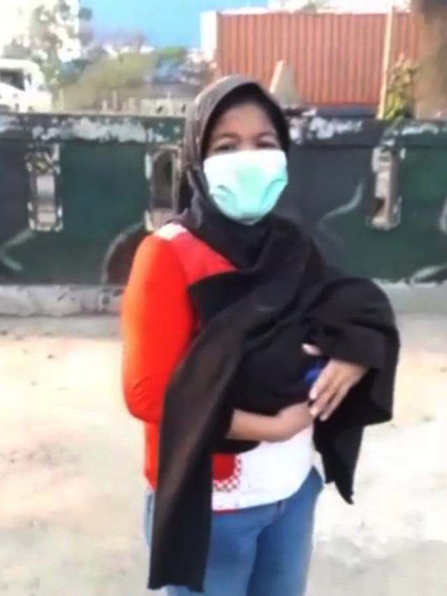 Cerita Nenek Dian Bawa Jasad Cucu Pakai Motor hingga Ditolong Polisi (235808)
