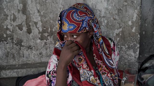 Foto: Hidup Para Pencari Suaka di Trotoar Kebon Sirih (226903)