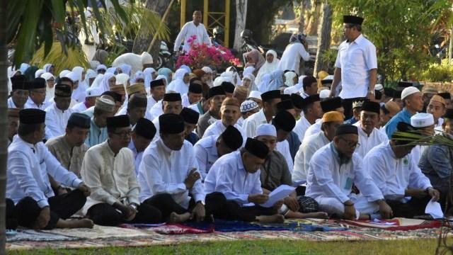 Kemarau Panjang, Ratusan Warga di Gorontalo Gelar Salat Istisqa (473484)