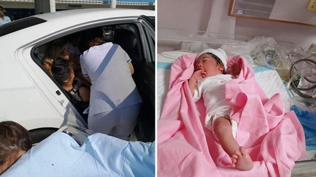 Bayi yang Lahir dalam Perjalanan Gojek