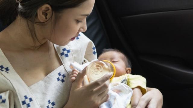 Bayi yang Diberi Susu Formula Tidak Dekat dengan Ibunya, Mitos atau Fakta? (219934)