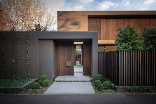 Lengkapi Tampilan Eksterior Rumah, Berikut 6 Model Pintu Pagar Minimalis! (329739)