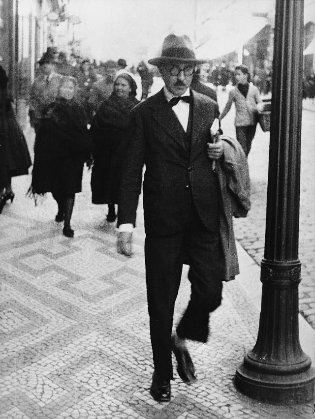 The Wanderer Fernando Pessoa Macao
