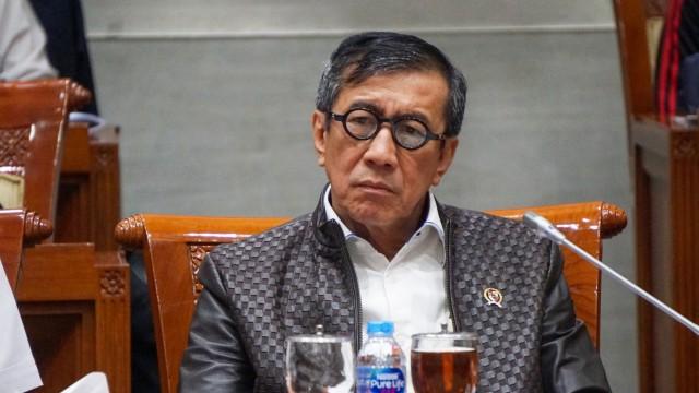 Menkumham Persilakan Publik Gugat UU KPK Baru ke MK: Itu Hak Rakyat (194749)
