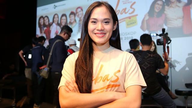 Sheryl Sheinafia Alami Cedera Lutut Saat Akting di Film 'Bebas'  (31151)