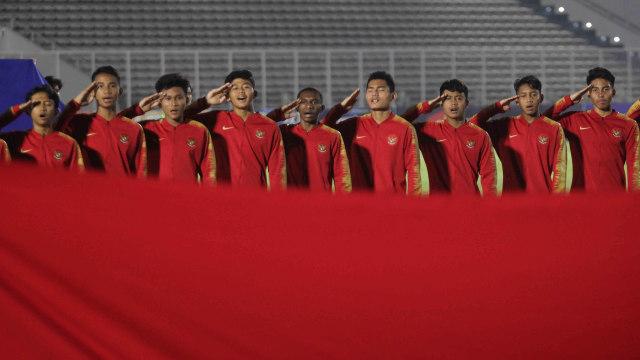 Foto: Timnas U-16 Pesta Gol ke Gawang Kepulauan Mariana Utara (2693)