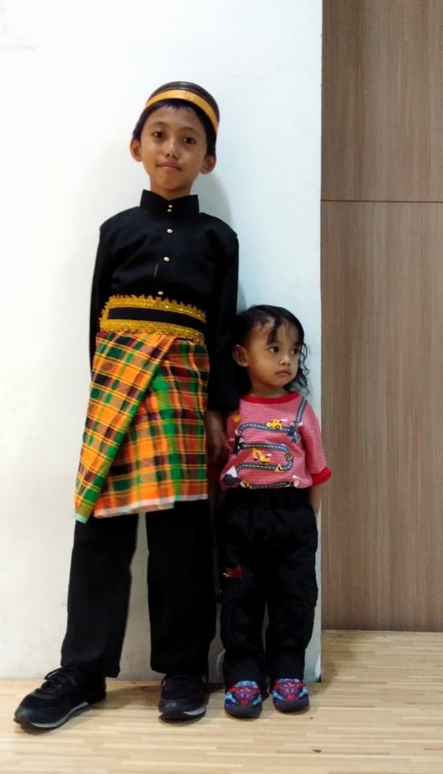 Raudlatul Jannah Sidoarjo Tampilkan Kreatifitas Keberagaman Indonesia (112705)