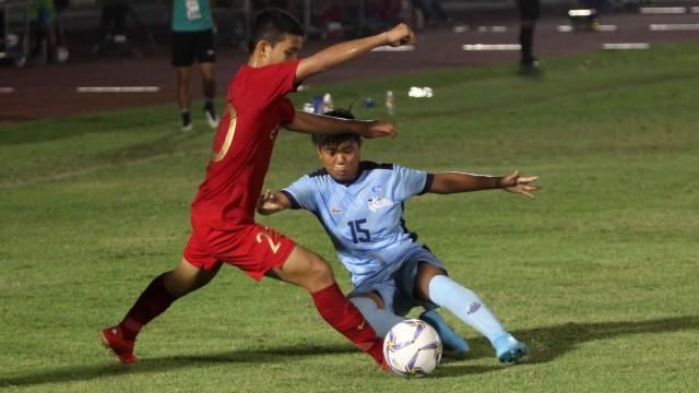 Foto: Timnas U-16 Pesta Gol ke Gawang Kepulauan Mariana Utara (2705)