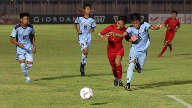 Foto: Timnas U-16 Pesta Gol ke Gawang Kepulauan Mariana Utara (2708)