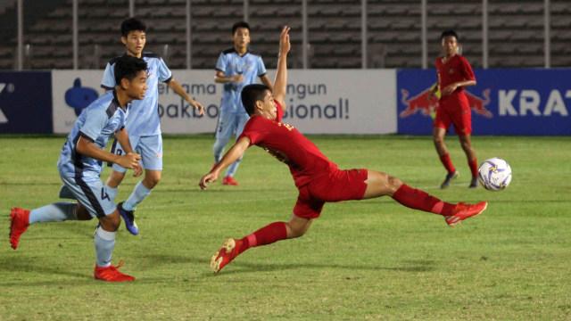 Foto: Timnas U-16 Pesta Gol ke Gawang Kepulauan Mariana Utara (2707)