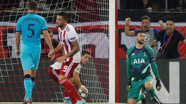 Tottenham vs Olympiacos