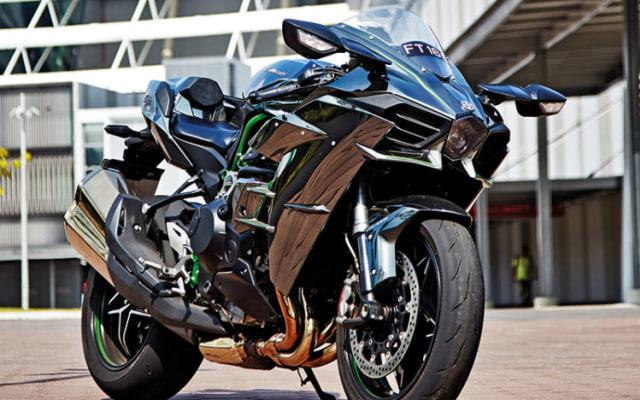 New Kawasaki Z1000 dengan Supercharged Meluncur Oktober 2019? (4617)
