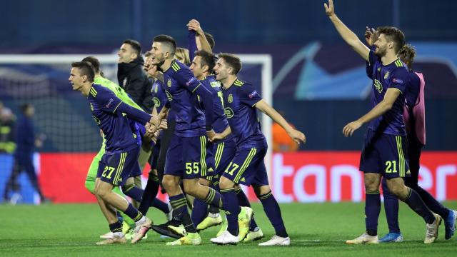 Profil Dinamo Zagreb Raksasa Kroasia Penantang Timnas U 19 Kumparan Com