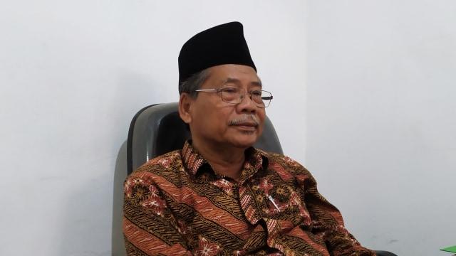 Ketua MUI Jawa Barat, Rahmat Syafei.